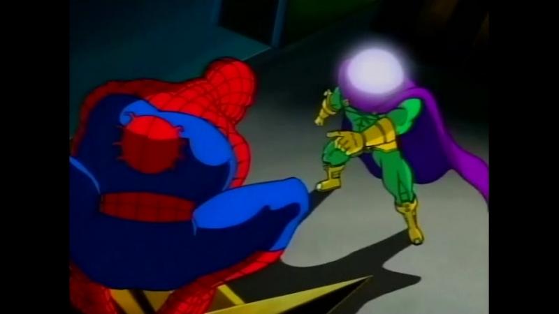 Человек-паук 4 сезон 9 серия Наваждение Мэри Джейн Уотсон