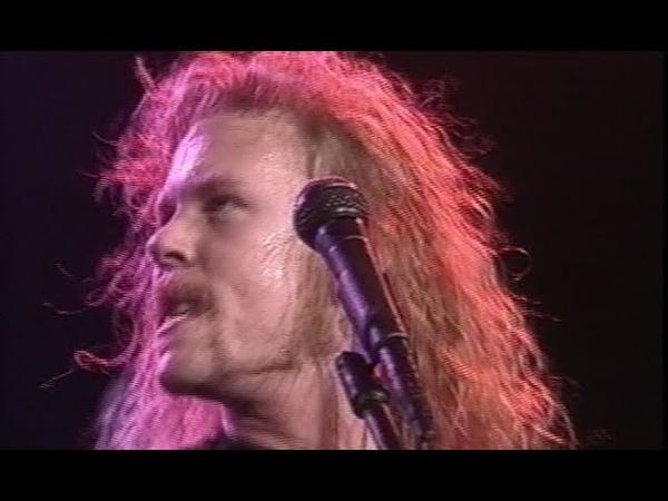 Metallica - Mountain View, CA, USA [1989.09.15] Full Concert