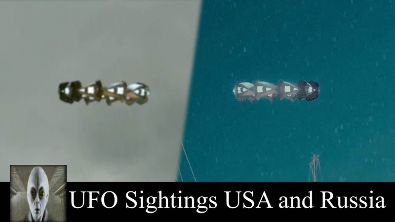 UFO Sightings 2018 Object Spotted In The USA and Russia