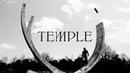 TEMPLE A monochrome skateboarding quest