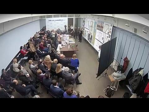 Засідання секції містобудування та архітектури архітектурно містобудівної ради.