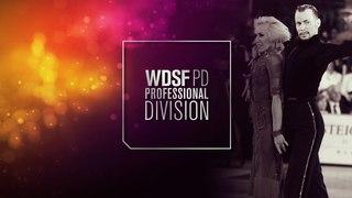The Semi-Final Reel   2018 PD World Latin   DanceSport Total
