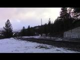 Громовой перевал , Калифорния , США (Donner Pass , California) и группа Rainbow
