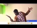 American vs kenyan soloist