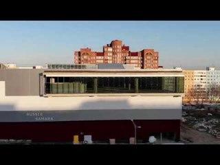 Строительство торгового центра «Эль Рио» в г.Самара #Samara #Russia