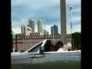 50 Cent riding Rolls Royce NY