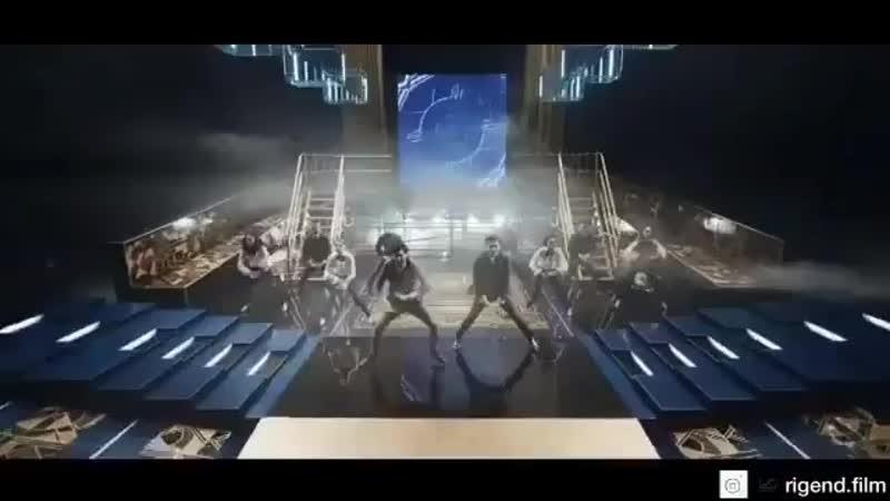 "A:WE дизайн проект 2018. K-POP MV TVXQ ""The Chance of Love"""