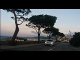 Остров Корсика! Франция Дороги побережья!