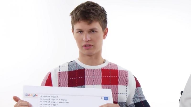 Энсел Эльгорт говорит по-русски