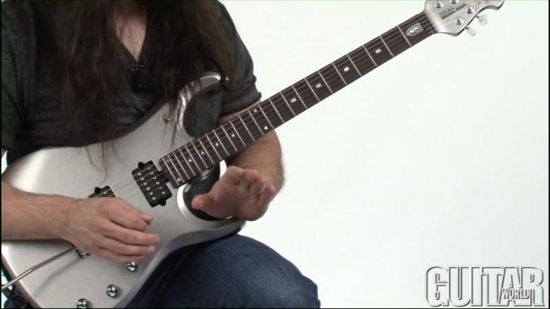 Guitar World - John Petruccis Wild Stringdom - DVD