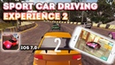 Sport Car Driving Experience 2 - Gameplay iOS. Is action and Adventure Racing Game