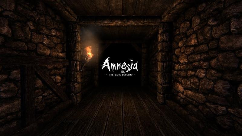 ГАЛИНА хард мод Amnesia The Dark Descent