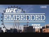 UFC 231 Embedded: Vlog Series - Episode 1