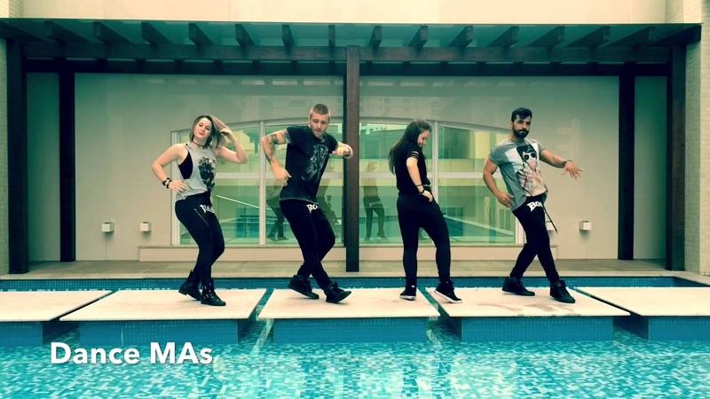 Nota de Amor - Wisin Carlos Vives (feat. Daddy Yankee) Marlon Alves Dance MAs