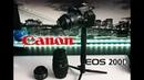 Зеркалка Canon EOS 200D Распаковка Краткий обзор Примеры Видео и Фото