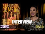 My Interview with Regina Hall About 'SUPPORT THE GIRLS'