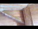 Утеплили крышу мансардного типа 2