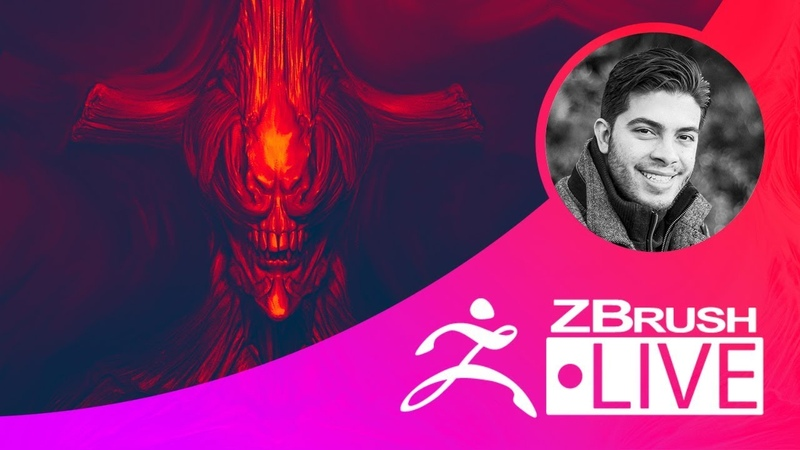 ZBrush Guides: Different Approach to Detailing - Pablo Muñoz Gómez - Episode 13