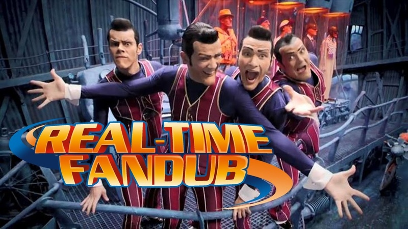 A LazyTown episode but it's Real-Time Fandubbed - 3/3 (Robbie's Dream Team/We Are Number One)