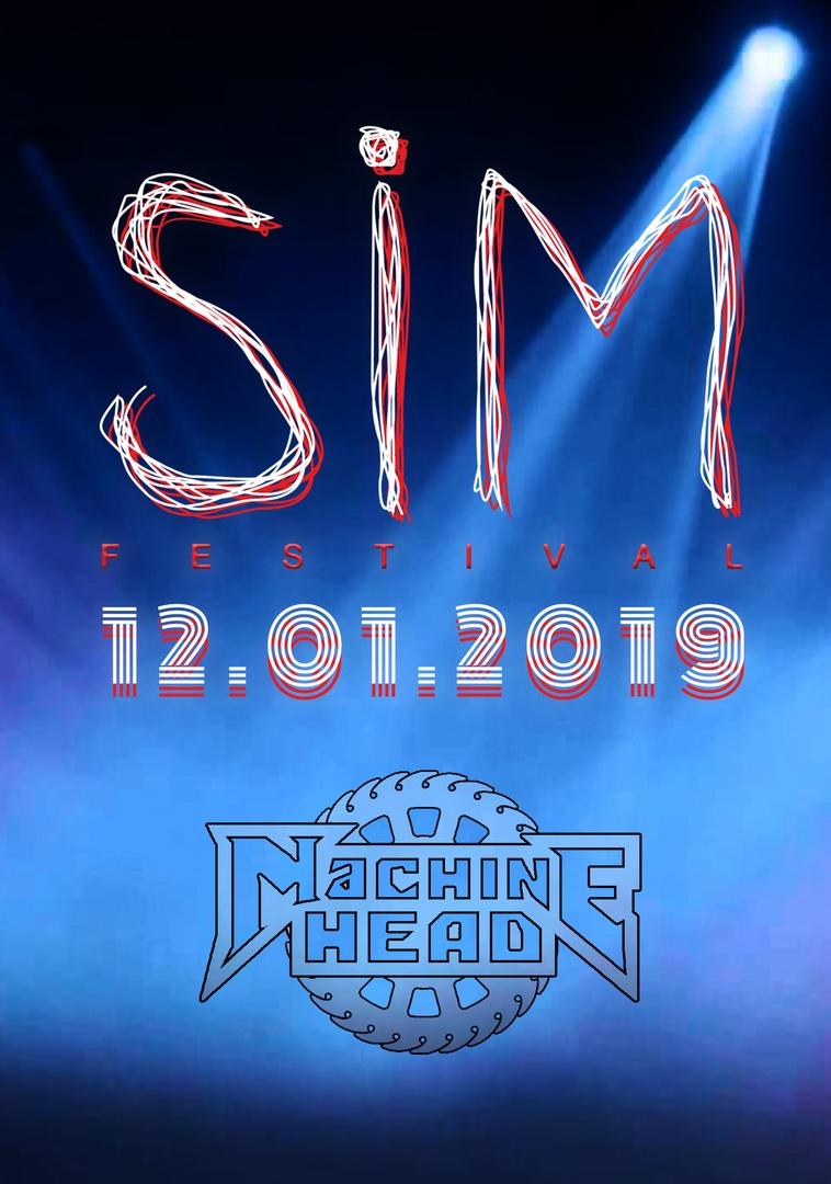 Афиша SIM festival 2019