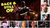 Reactors Reactions To Noob Saibot Brand NEW MK11 Finisher Mortal Kombat 11