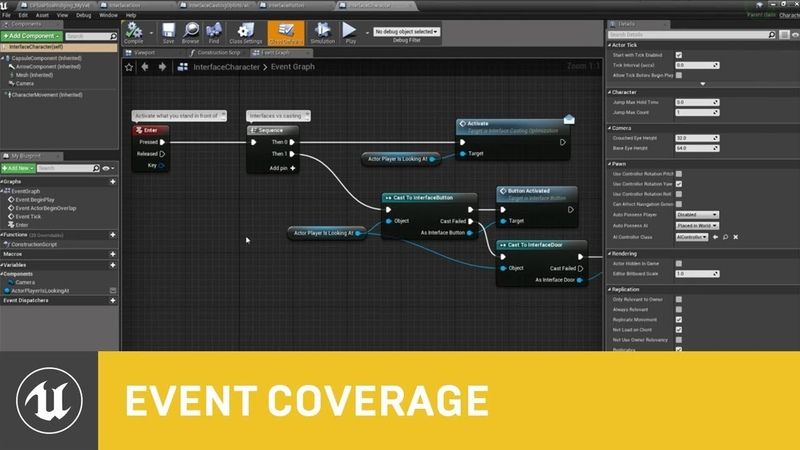 Blueprints In depth Part 2 Unreal Fest Europe 2019 Unreal Engine