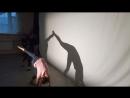 Жирафик. Детский театр Танца и СветоТени Plazma . Студия Пируэт. Петрозаводск.