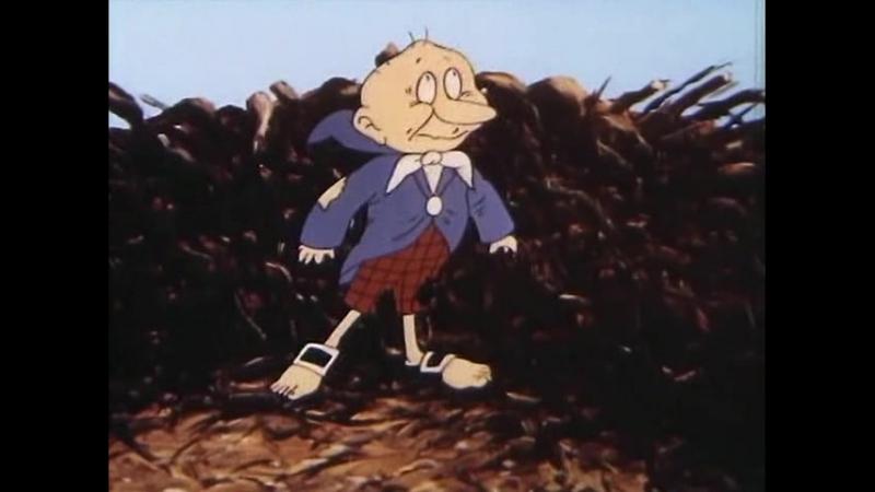 Муфта, Полботинка и Моховая Борода (1987) Часть 2