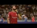 Лига Чемпионов. 3 сезон. Барселона 0-3 Рома.