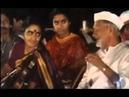 Ustad Bismillah Khan and Dr N Rajam Madhuwanti
