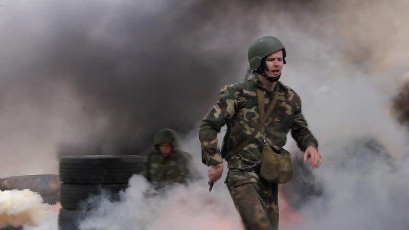 Через огонь воду и трубы как спецназовцы сдают на краповый берет