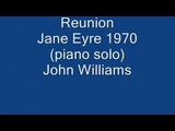 Mercuzio Pianist - Reunion - Jane Eyre 1970 - music by John Williams
