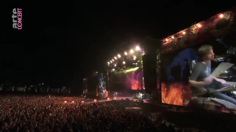 Avenged Sevenfold - Unholy Confessions (LIVE at HELL FEST) 2018