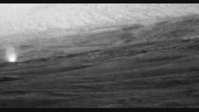 пыльный дьявол в ходе миссии 2310 4 февраля 2019 направил левую навигационную камеру в сторону