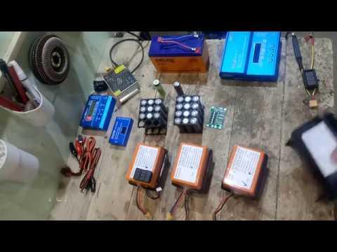 Kubcarp. Выбор аккумулятора и зарядного устройства