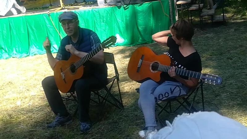 Мастер -класс Л. Чебоксаровой и Е. Быкова на фестивале Созвучие
