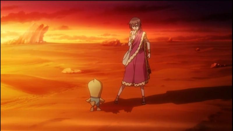 Fairy Tail Movie Prolouge Hoou no Miko Persona99