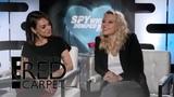 Mila Kunis &amp Kate McKinnon Talk