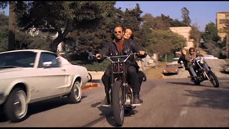 The Cycle Savages (Дикари на мотоциклах) - 1969