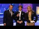 Benjamin Wahlgren och Sigrid Bernson - Quickstep - Lets Dance (TV4)