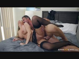 Britney Amber [Big Tits, Maid, Tattoos, Hairy, Uniform, Stockings, Straight, Cum On Pussy, Deep Throat, Face Fuck, Titfuck]