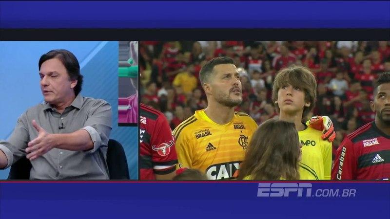 Mauro Cezar detona elenco do Flamengo: 'Pode trazer Guardiola e Mourinho que não vai resolver'