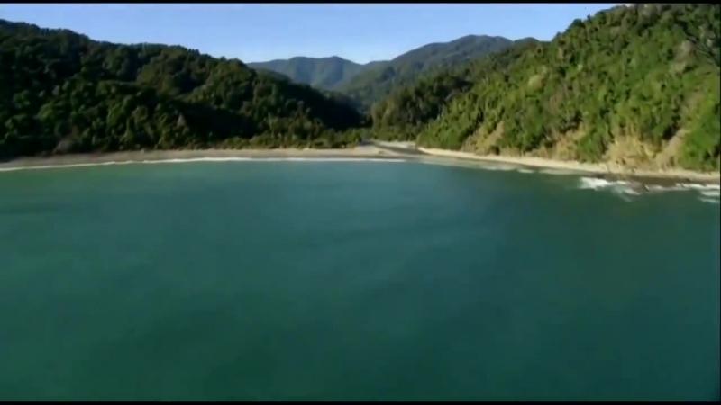 Релаксирующая музыка! Очень красивое видео! Море, острова с высоты! Классный релаксирующий клип!