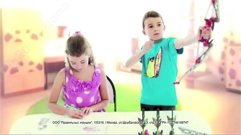 Реклама Правильные игрушки (IQ Toy)
