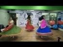 индийский гарба танец