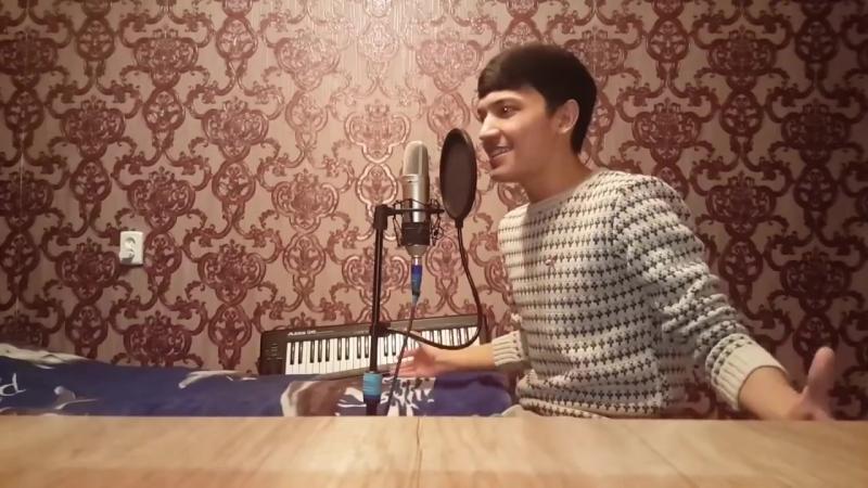 [v-s.mobi]Узбек поет на казахском языке Кайрат Нуртас feat. Нюша-Алматы тундери cover by Akmal Xolxodjayev.mp4