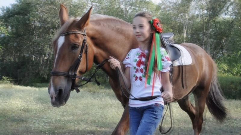 Кожен справжній Українець має вишиванку! Так і мої улюбленні моделі - Ілля, Аріна, Аліна та Ліза! Всі були дуже задоволенні, час