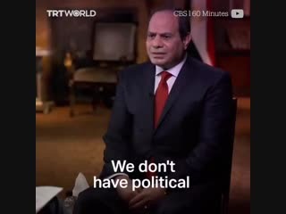 Egypt tried to block CBS from airing its _60 minutes_ interview with President Abdel Fattah el Sisi