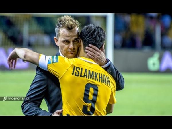 Лига Европы. Кайрат (Казахстан) - Сигма (Чехия) 1:2