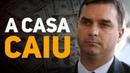 Flávio Bolsonaro entrevista análise não verbal